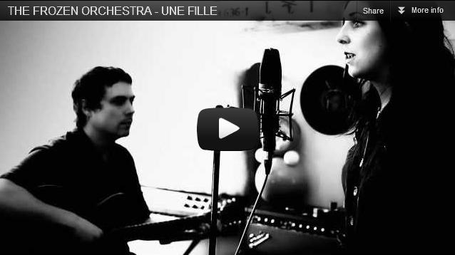 The Frozen Orchestra - Une Fille